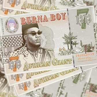 Burna Boy - Omo