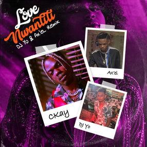 CKay - Love Nwantiti (Remix) ft Dj Yo & AXEL
