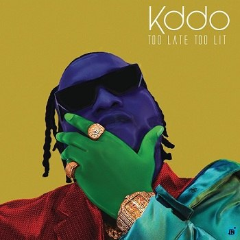 Kiddominant KDDO - Holy Ghost Fire ft The Cavemen