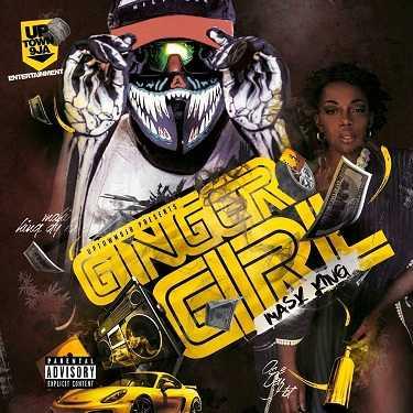 MaskKing - Ginger Girl