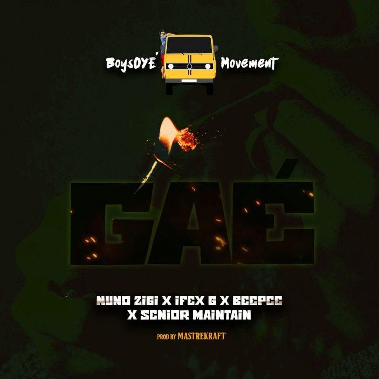 Nuno Zigi - Gae ft Beepee, Senior Maintain & Ifex G