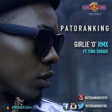 Patoranking - Girlie Oh (Remix) ft Tiwa Savage